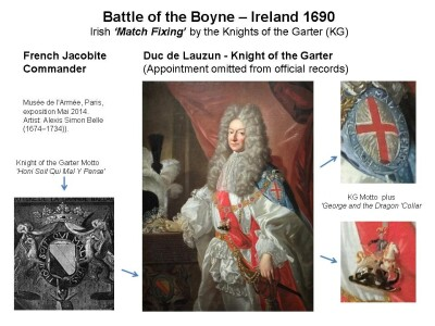 Battle of the Boyne Ireland 1690 p2