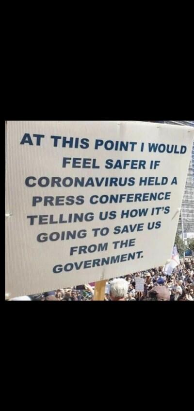 corona save us