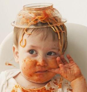 kid spaghetti